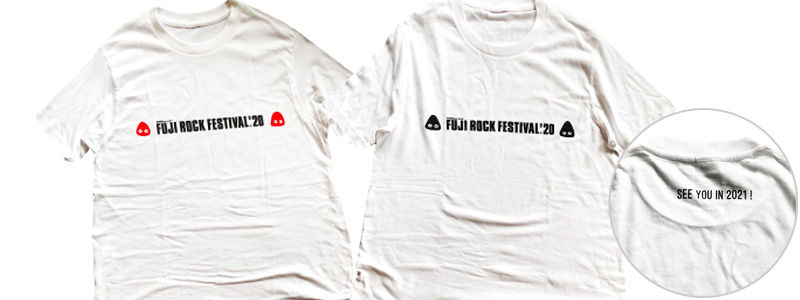 FUJI ROCK 2019 MUSIC FESTIVAL Tee Shirt Graphic T Shirt Choose Size//Color